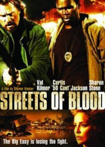 Улицы крови / Streets of Blood (2009) DVDRip