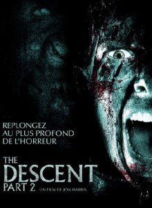 Спуск 2 / The Descent: Part 2 (2009) DVDRip 1.54Gb/698Mb