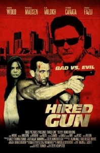 Оружие по найму / Hired Gun (2009) DVDRip 1.37Gb/691.55Mb