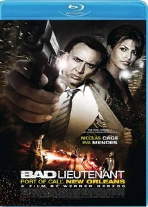 Плохой лейтенант / The Bad Lieutenant: Port of Call New Orleans (2009) BDRip+HDRip 4.75Gb/1.37Gb