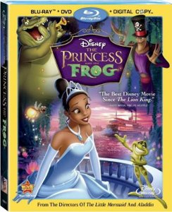 Принцесса и лягушка / The Princess and the Frog (2009) BDRip+HDRip 4.68GB/1.37Gb/699.82Mb