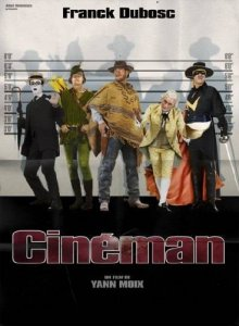 Киноман / Cineman (2009) DVDRip 1.37Gb/699.12Mb