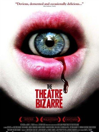Театр абсурда / The Theatre Bizarre (2011) HDRip