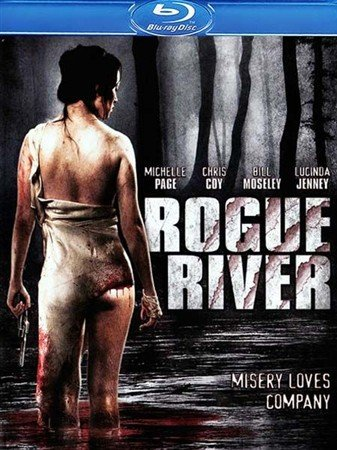 Дикая река / Rogue river (2012) HDRip