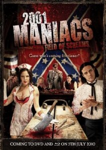 2001 маньяк 2 / 2001 Maniacs: Field of Screams (2010/HDRip/700Mb)