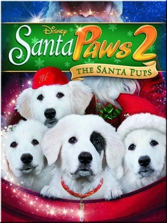 Санта Лапус 2: Санта Лапушки / Santa Paws 2: The Santa Pups (2012) HDRip