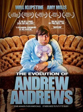 Эволюция Эндрю Эндрюса / The Evolution of Andrew Andrews (2012) SATRip
