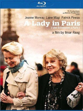 Леди в Париже / Une Estonienne a Paris (2012) HDRip
