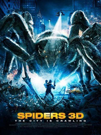 Пауки 3D / Spiders (2013) HDRip