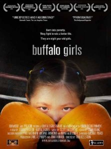 Девочки на ринге / Buffalo Girls (2012) SATRip